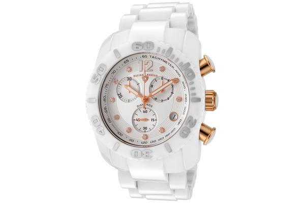 Swiss Legend Men's Commander Diamonds (SL-10127-WSD-RA)