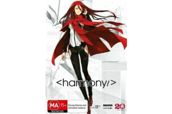 Project Itoh - Harmony  Region 4 - Rare- Aus Stock DVD PREOWNED: DISC LIKE NEW