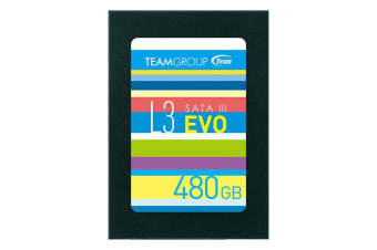 "Team Group L3 EVO 2.5"" 480 GB Serial ATA III"