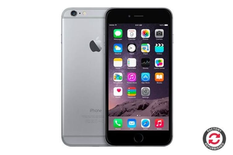 Refurbished Apple iPhone 6 Plus (64GB, Space Grey)