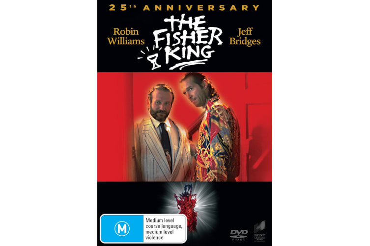 The Fisher King DVD Region 4
