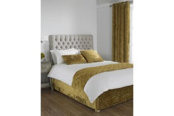 Riva Home Verona Bed Wrap (Ochre)