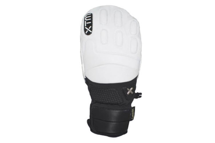 XTM Adult Unisex Gloves Fable Mitt White - M