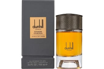 Signature Collection Moroccan Amber for Men EDP 100ml