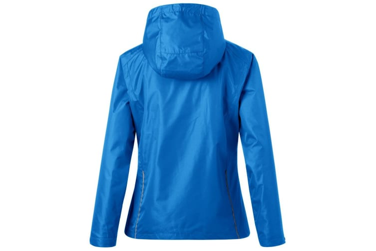 James and Nicholson Womens/Ladies 3-in-1 Jacket (Royal Blue/Black) (XL)