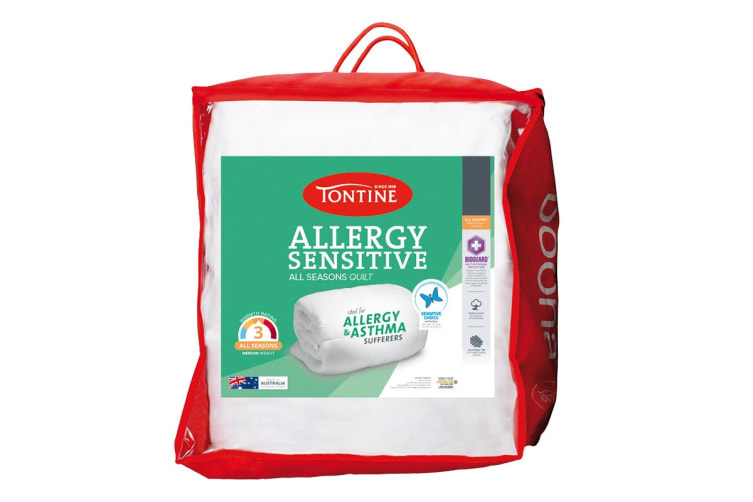 Tontine Allergy Sensitive All Seasons Quilt (Double)