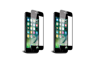 2PK Gpel 9H Real Glass Screen Protector Scratch/Smudge Proof For iPhone 6/6S/7/8