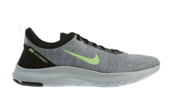 Nike Men's Flex Experience RN 8 (Grey/Lime, Size 11.5 US)