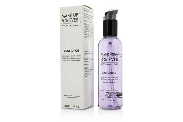 Make Up For Ever Cool Lotion - Moisturizing Soothing Lotion (200ml/6.76oz)