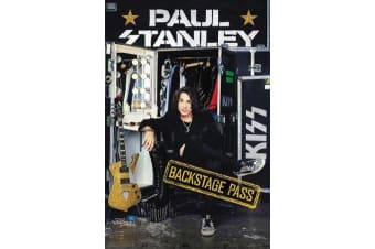 Backstage Pass - The Starchild's All-Access Guide to the Good Life