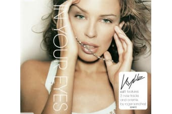 Kylie – In Your Eyes BRAND NEW SEALED MUSIC ALBUM CD - AU STOCK