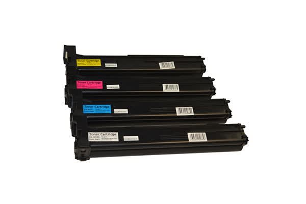 A0DK192 Series Premium Generic Toner Cartridge Set