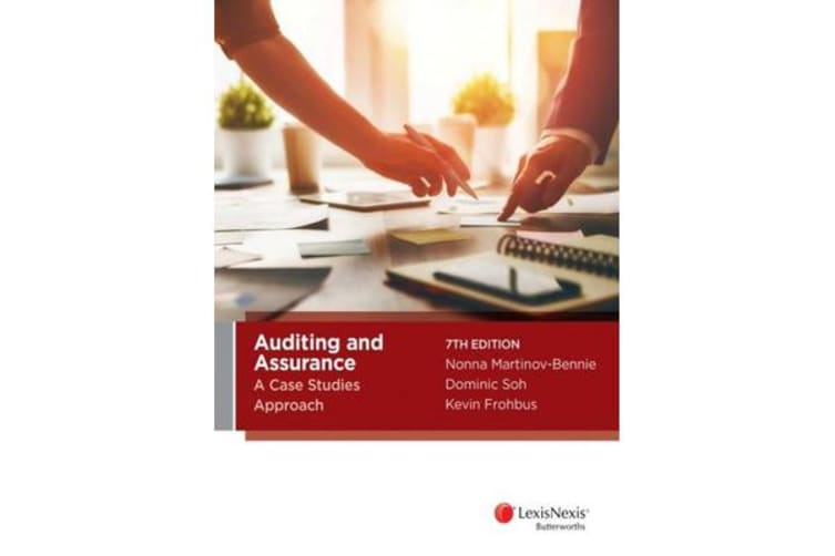 Auditing and Assurance - A Case Studies Approach