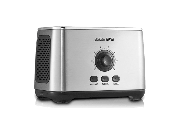 Sunbeam 2 Slice Turbo Toaster (TA7720)
