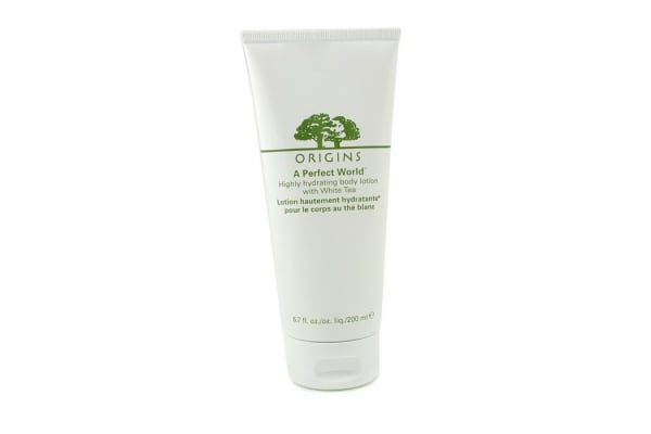 Origins A Perfect World Highly Hydrating Body Lotion With White Tea (200ml/6.7oz)