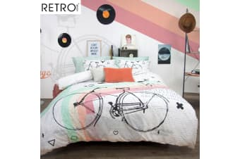 Mister Quilt Cover Set by Retro Home