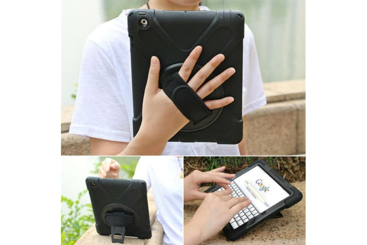 Heavy Duty Shock proof Case Cover For iPad 2