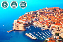 CROATIA: 16 Day Best of Croatia Tour & Iconic Aegean Cruise Including Flights for Two