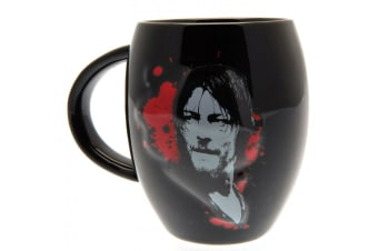The Walking Dead Tea Tub Mug (Black) (One Size)