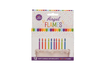 Angel Flames Candles | Pack of 12