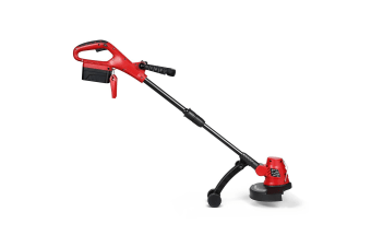 Battery Powered Handheld Cordless Grass Trimmer Cutter