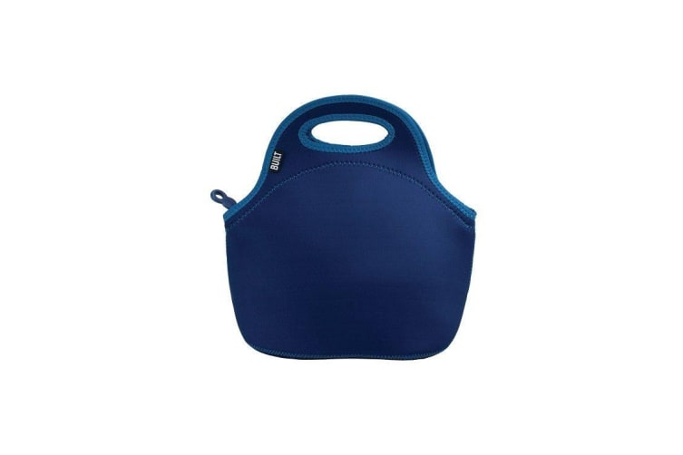 Built NY Gourmet Getaway Lunch Tote Blue