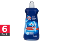 6-Pack Finish Rinse Aid 500ml
