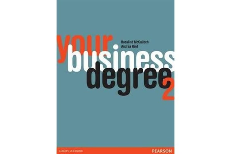 Your Business Degree