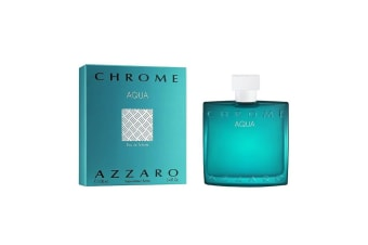 Azzaro Chrome Aqua 100ml EDT (M) SP