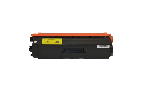 TN-348 Yellow Super High Yield Generic Toner