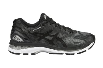 ASICS Men's Gel-Nimbus 19 Running Shoe (Black/Onyx/Silver)