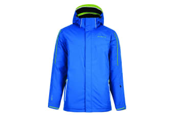 Dare 2B Mens Synced Hooded Waterproof Ski Jacket (Skydiver Blue)