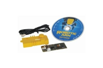 USB Interface Kit for KJ8916 just like a real industrial robot