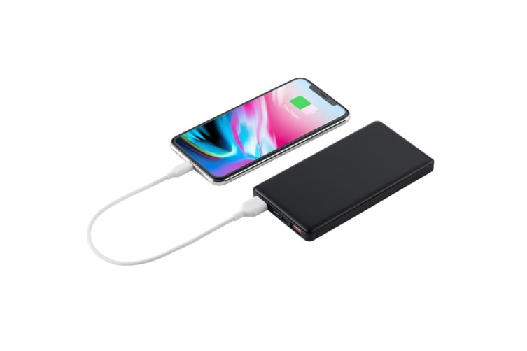 Kogan 10000mAh 18W PD Power Bank (Black)
