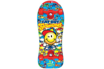 Adrenalin Fat Boy Grommit 22 x 9 Complete Skateboard