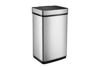 Auto open Electric Stainless Steel Bin Rubbish Can   60L