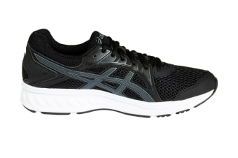 ASICS Men's JOLT 2 Running Shoes (Black/Steel Grey, Size 9.5)