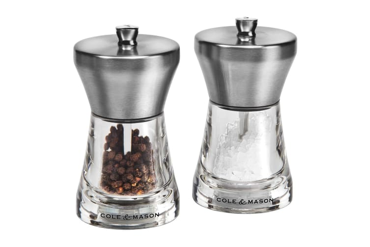 Cole & Mason Salt And Pepper Mills - Chester