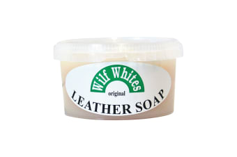 Wilf Whites Original Leather Soap (May Vary) (400g)