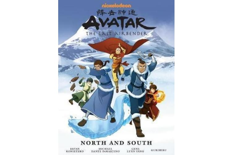 Avatar - The Last Airbender - North And South Library Edition