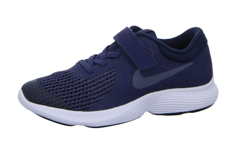 Nike Revolution 4 (Neutral Indigo/Light Carbon, Size 5Y)