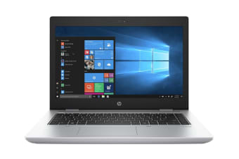 "HP ProBook 645 G4 14"" Ryzen 5 8GB RAM 256GB SSD Win10 Pro Notebook (5DL98PA)"