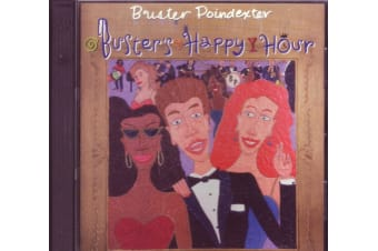 Buster Poindexter - Buster's Happy Hour - Buster Poindexter MUSIC CD NEW SEALED