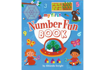 My First Number Fun Book