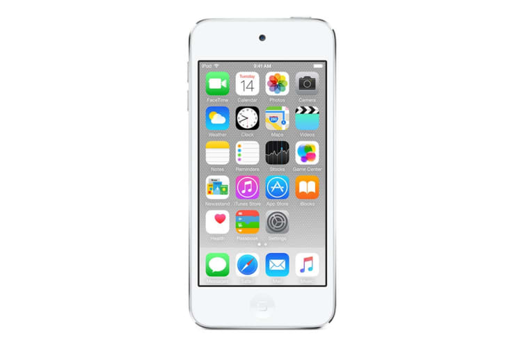 Apple iPod Touch 6th Gen A1574 (32GB, Silver)