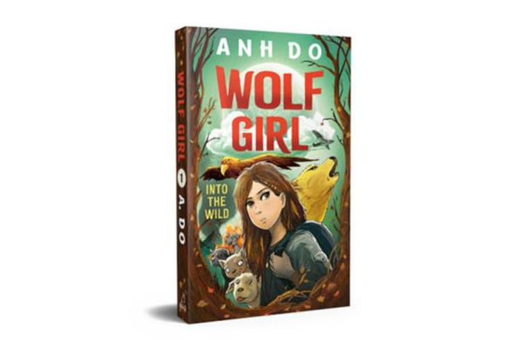 Into the Wild - Wolf Girl 1