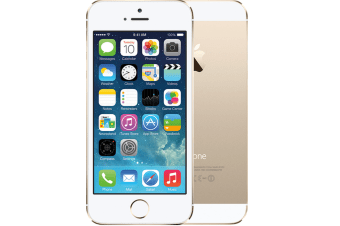 iPhone 5s - Gold 16GB - Refurbished Average Condition
