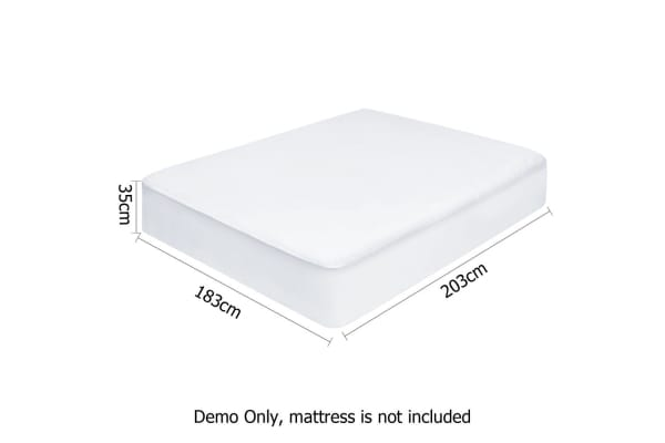 Waterproof NonWoven Mattress Protector (King)