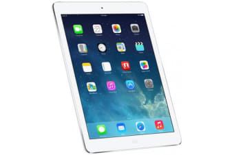 Used as demo Apple iPad AIR 1 64GB Wifi + Cellular Silver (Local Warranty, 100% Genuine)