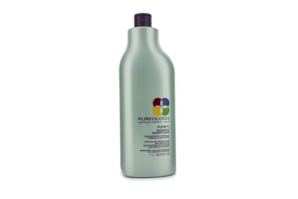 Pureology Purify Shampoo (For Colour-Treated Hair) (1000ml/33.8oz)
